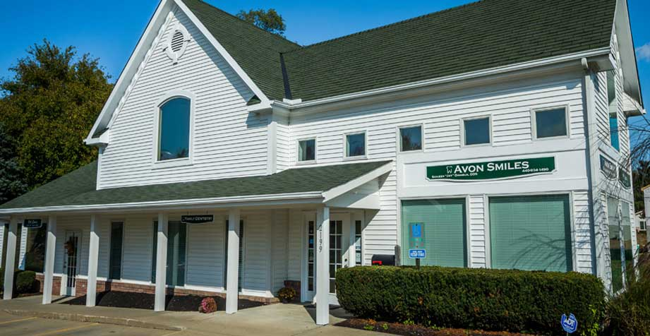 Avon Smiles office exterior